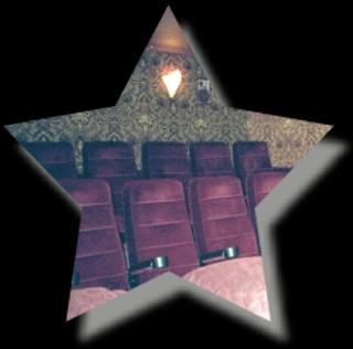 Upholstered Theater Seats